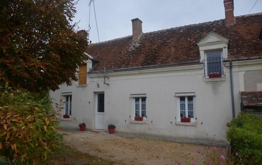 Location de vacances - Gîte à Saint-Romain-sur-Cher - Gîte Les 5 cheminées entièrement rénové Ancienne longère