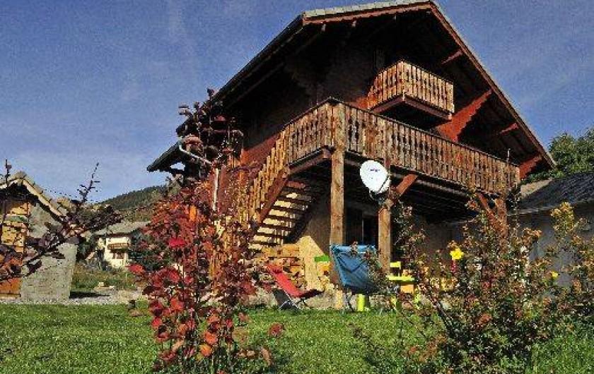 Location de vacances - Chalet à Ancelle