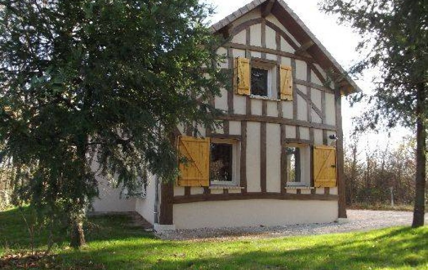 Location de vacances - Gîte à Crouy-sur-Cosson - La Bédinière