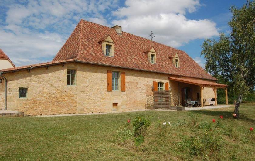 Location de vacances - Gîte à Saint-Médard-d'Excideuil - Gîte La Girouette