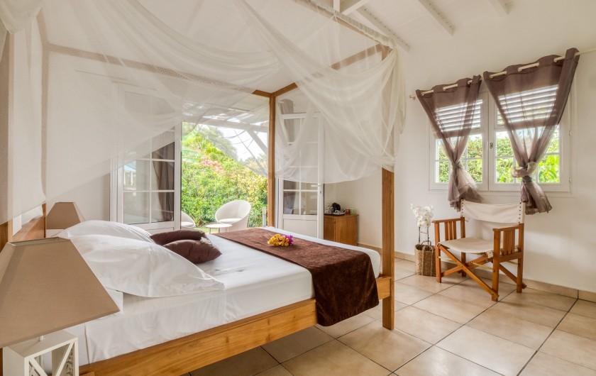 Location de vacances - Hôtel - Auberge à Saint-François - Chambre d'hôtes la Guadeloupe