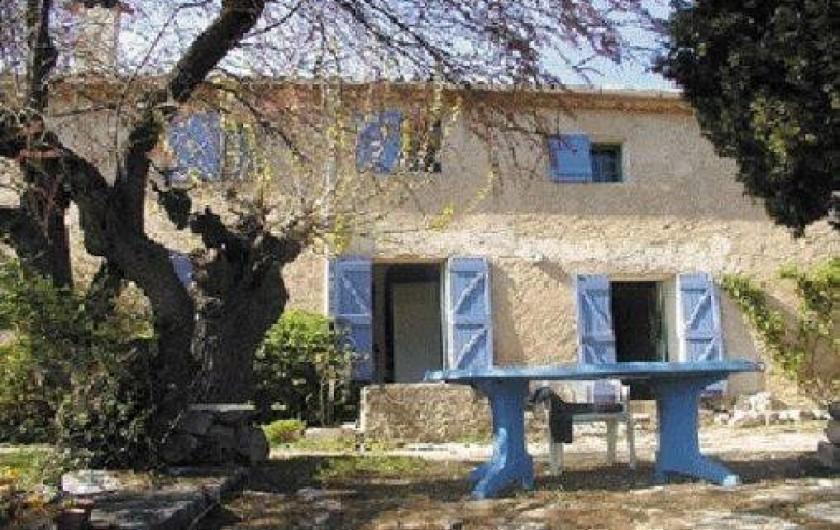 Location de vacances - Maison - Villa à Cotignac