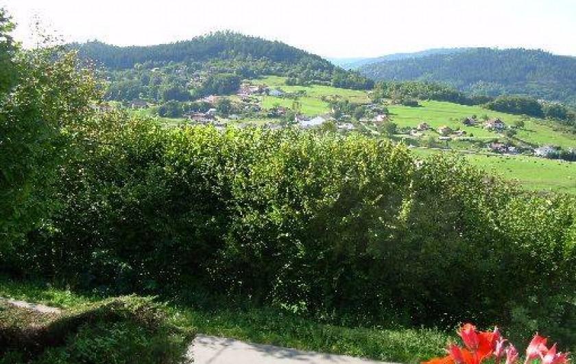 Location de vacances - Chalet à Gerbamont
