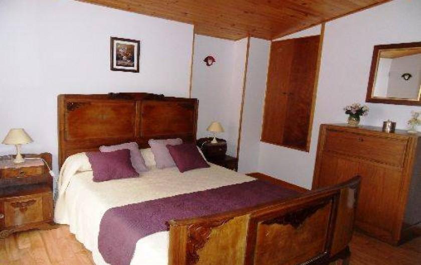 Location de vacances - Gîte à Cordes-sur-Ciel - La chambre 1
