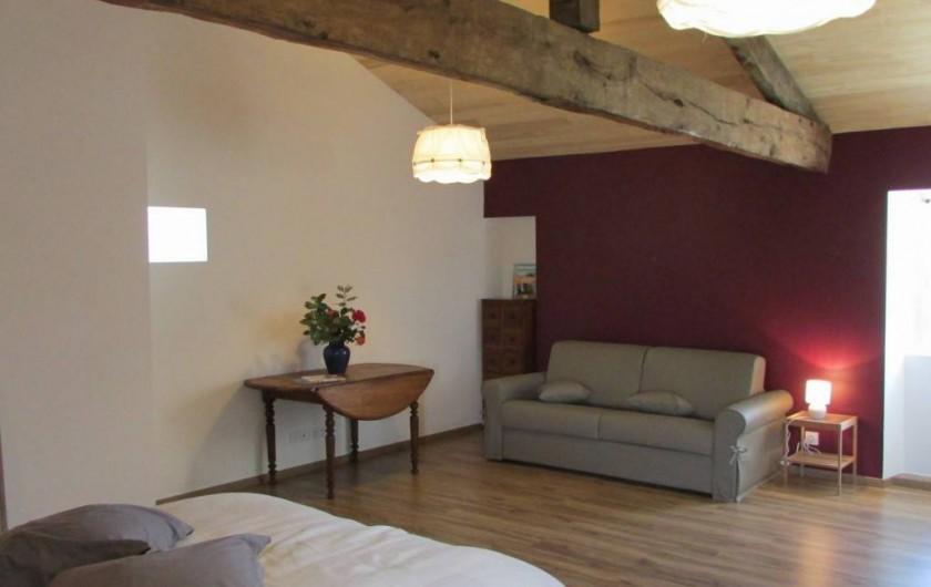 Location de vacances - Villa à Riocaud - Grande suite