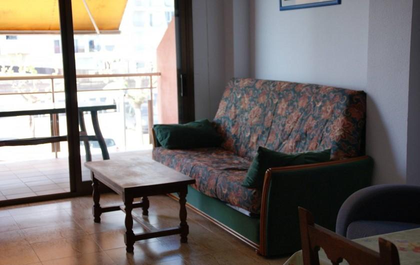 Location de vacances - Appartement à Empuriabrava - Clic Clac
