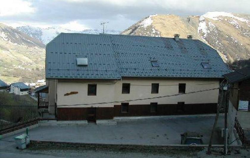 Location de vacances - Studio à Saint-Sorlin-d'Arves