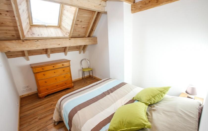 Location de vacances - Appartement à Le Monêtier-les-Bains - Chambre N°1