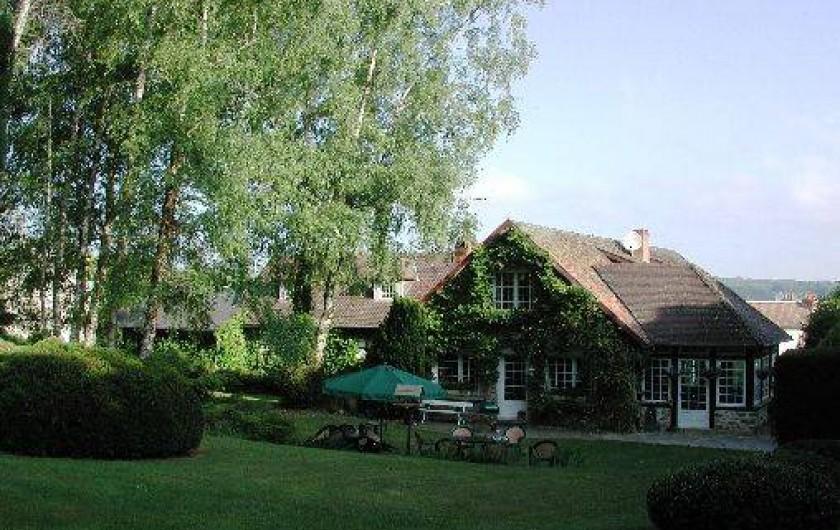 Location de vacances - Chambre d'hôtes à Châteauneuf-la-Forêt