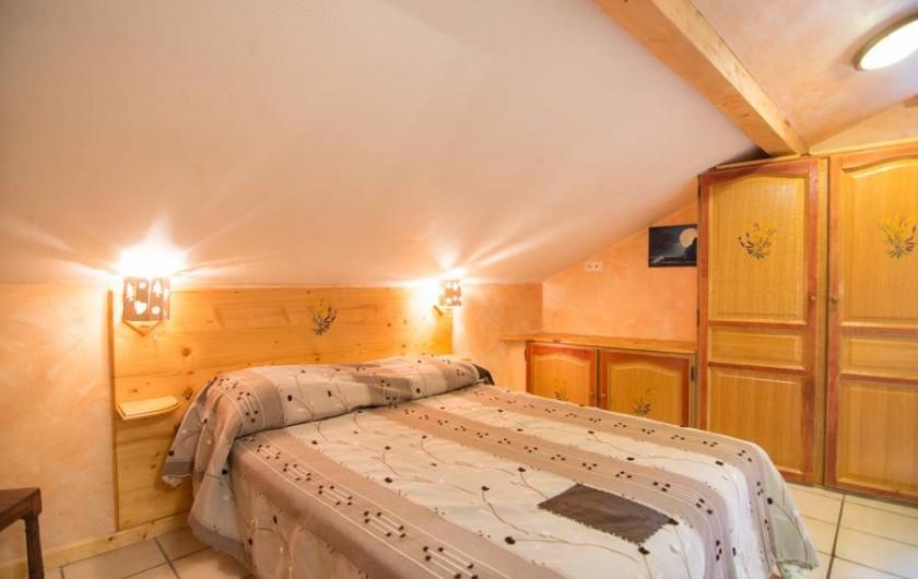 Location de vacances - Appartement à Valloire - chambre1