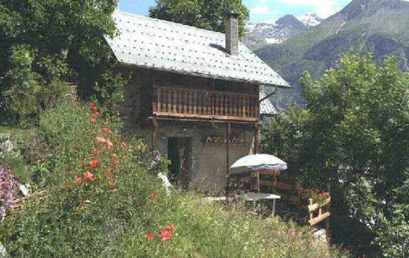 Location de vacances - Gîte à Mizoën