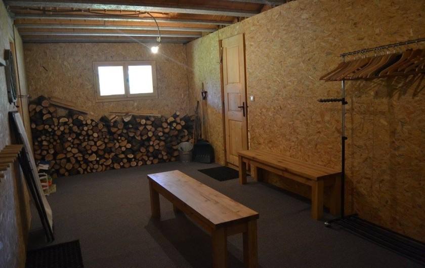 Location de vacances - Chalet à La Joue du Loup - LOCAL SKI, VELO.....