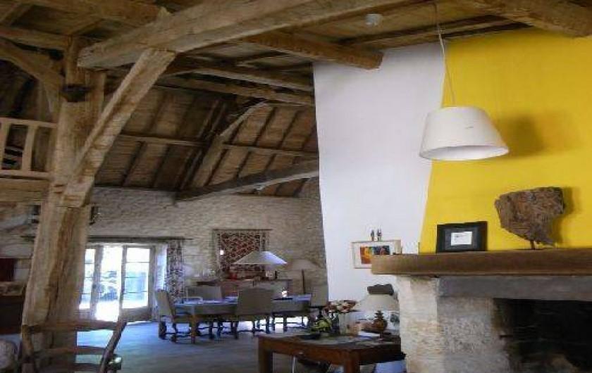 Location de vacances - Gîte à Saint-Martin-des-Combes
