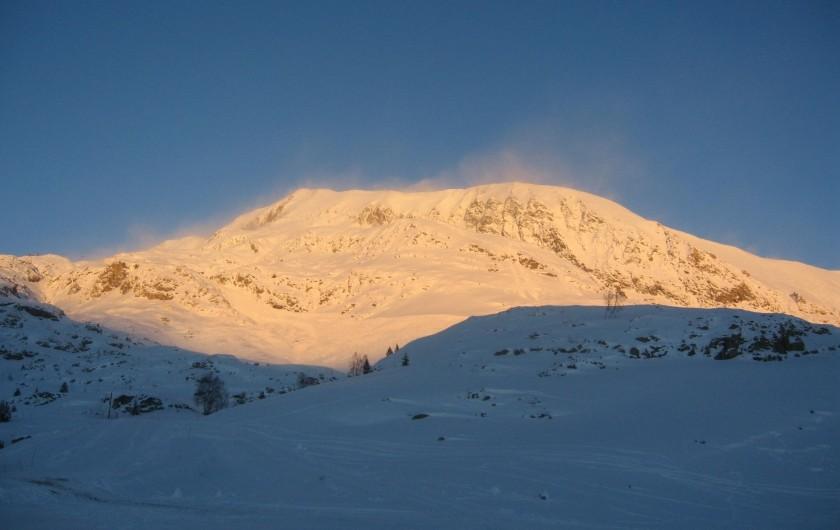 Location de vacances - Studio à L'Alpe d'Huez - Les grandes Rousses