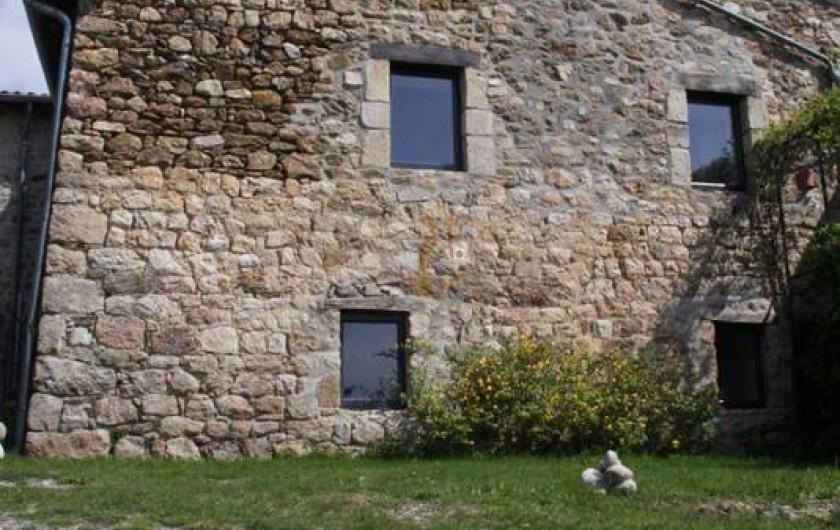 Location de vacances - Gîte à Chirols - Salon