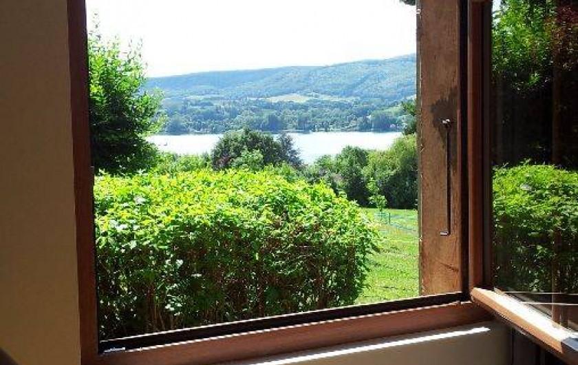 Location de vacances - Chambre d'hôtes à Bilieu