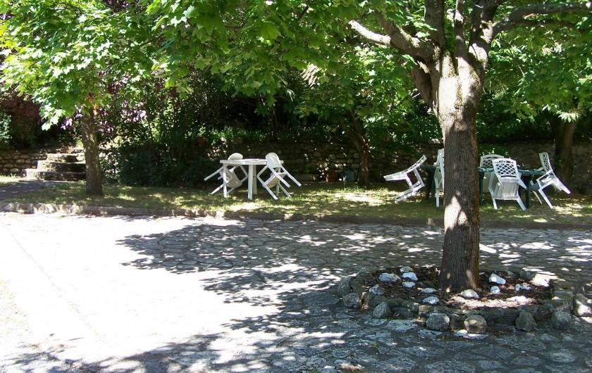 Location de vacances - Appartement à Le Vigan