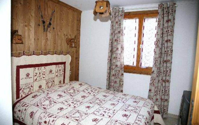 Location de vacances - Chalet à Valloire - chambre 3