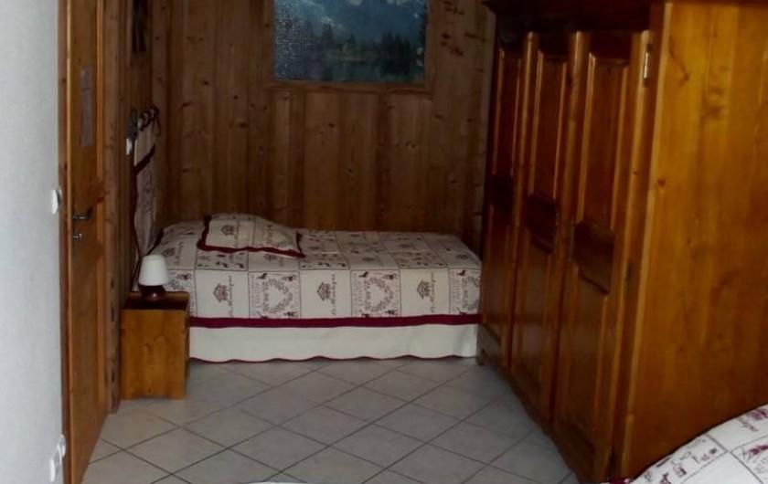 Location de vacances - Chalet à Valloire - chambre 2