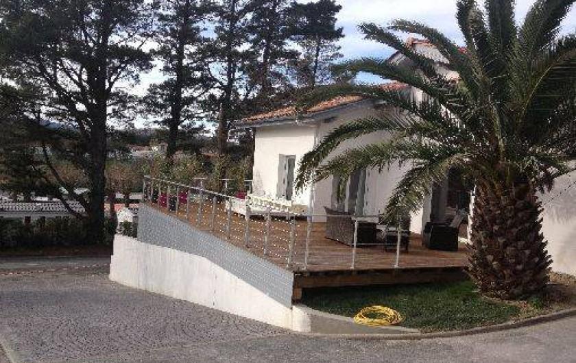 Location de vacances - Villa à Hendaye