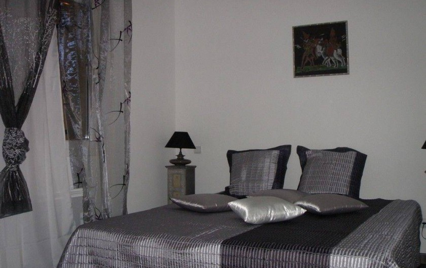 Location de vacances - Villa à Jouques - Chambre1