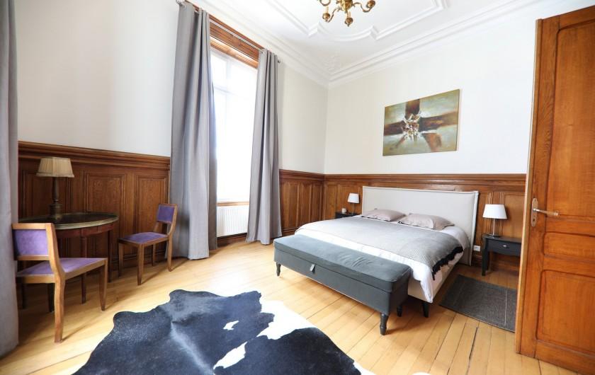 Location de vacances - Gîte à Raon-l'Étape - Suite parentale - Chambre