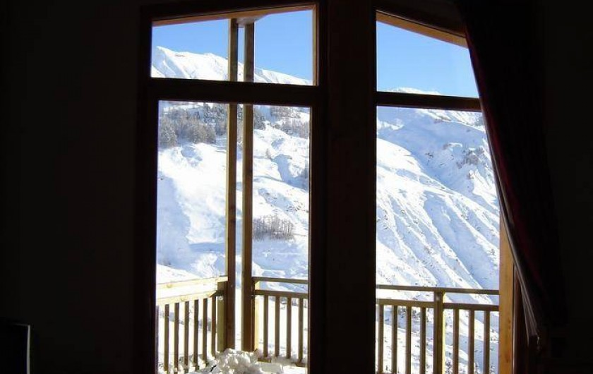 Location de vacances - Appartement à Orcières Merlette