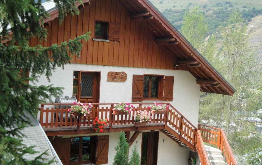 Location de vacances - Appartement à Valloire - ETE