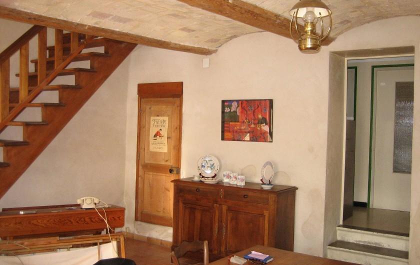 Location de vacances - Mas à Saint-Maurice-de-Cazevieille - Séjour