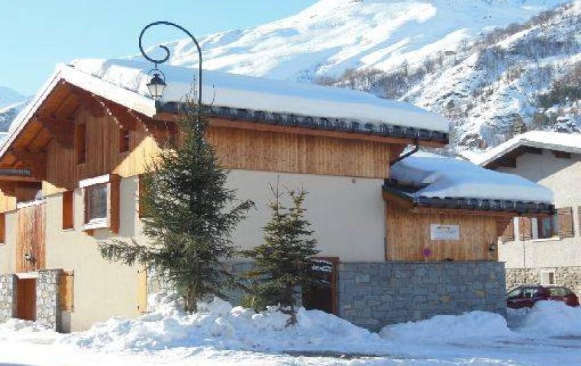 Location de vacances - Chalet à Les Menuires - Chalet