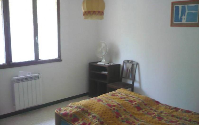 Location de vacances - Maison - Villa à Opoul-Périllos - chambre