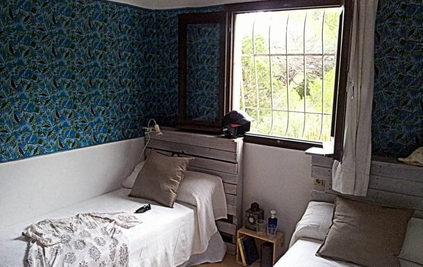 Location de vacances - Villa à Cap de Barbaria - Bedroom n.3