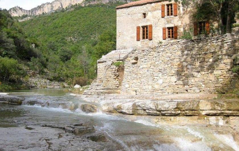 Location de vacances - Maison - Villa à Pégairolles-de-l'Escalette