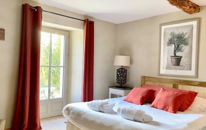 Location de vacances - Maison - Villa à Marzens - la chambre Peugeot