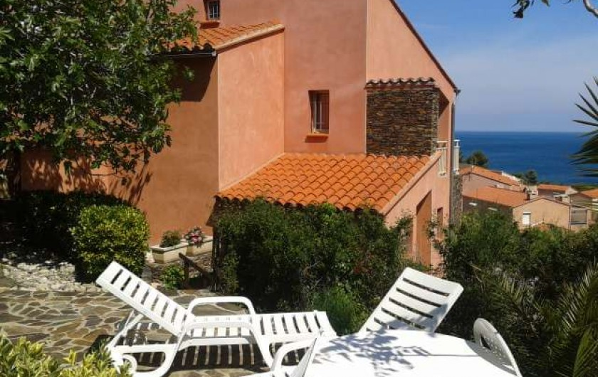 Location de vacances - Appartement à Collioure