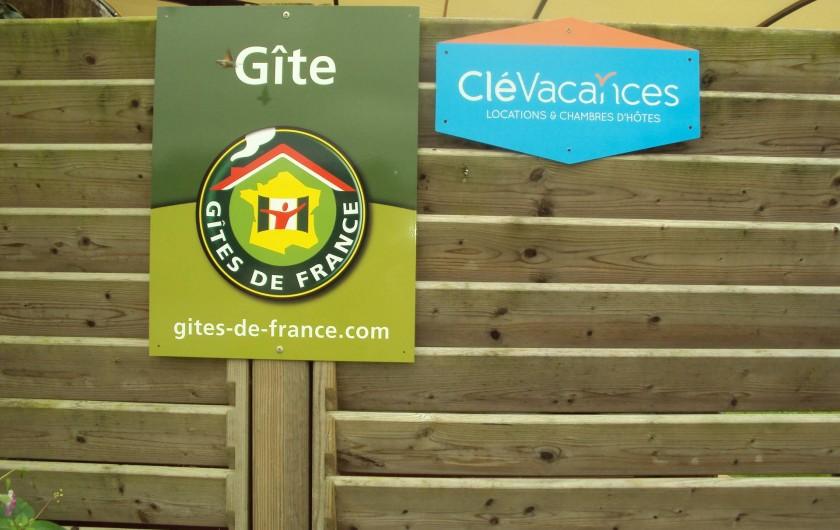 Location de vacances - Gîte à Saint-Martin-de-Fraigneau