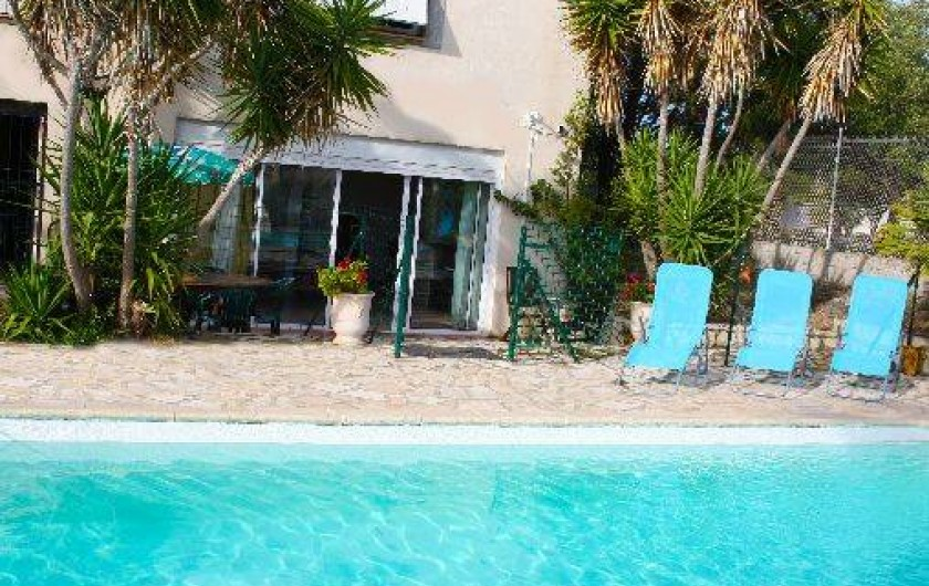 Location de vacances - Maison - Villa à Agde