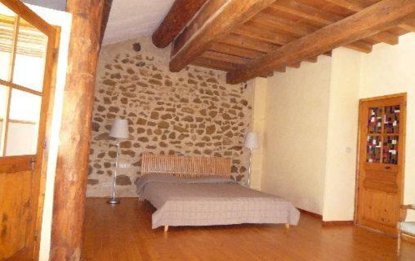 Location de vacances - Villa à Uchaux