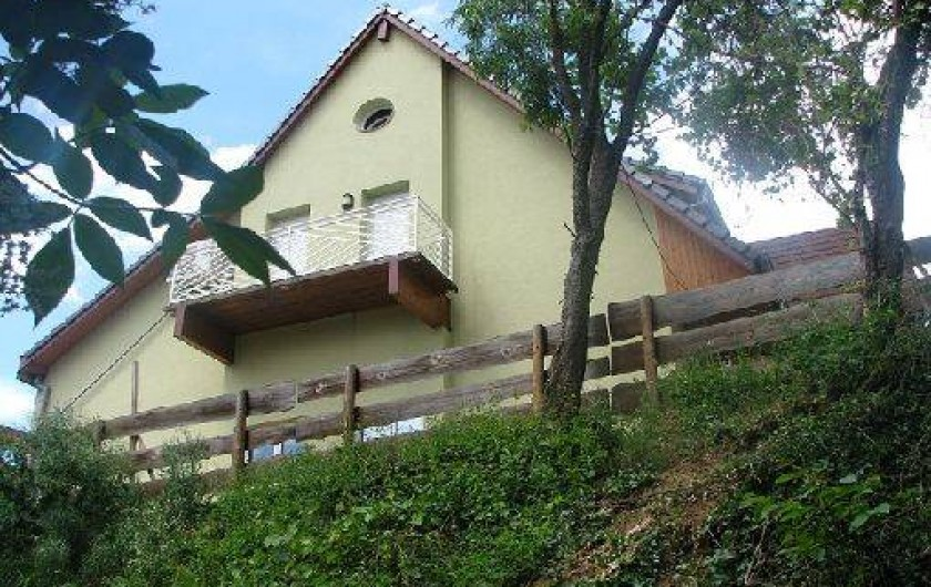 Location de vacances - Gîte à Mittelwihr