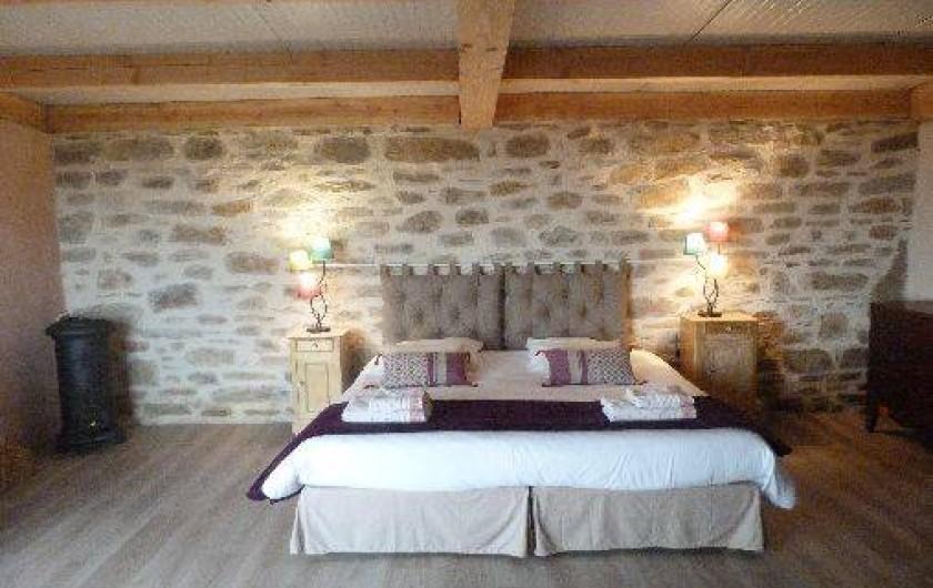 Location de vacances - Chambre d'hôtes à Lacam-d'Ourcet