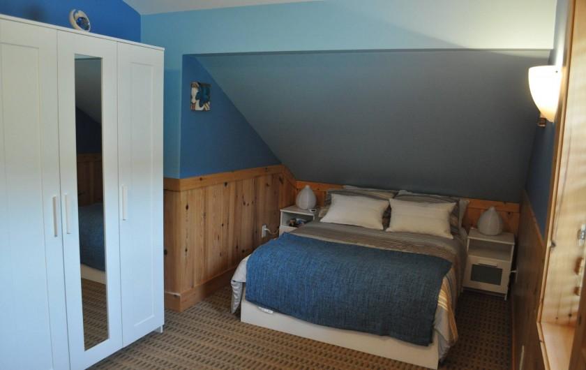 Location de vacances - Chalet à Val-David - Chambre HARMONIE