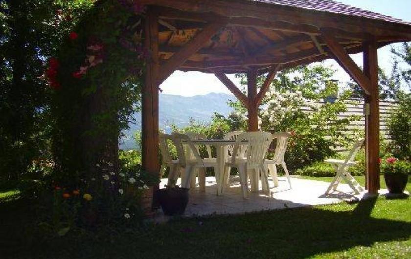 Location de vacances - Gîte à La Bâtie-Vieille