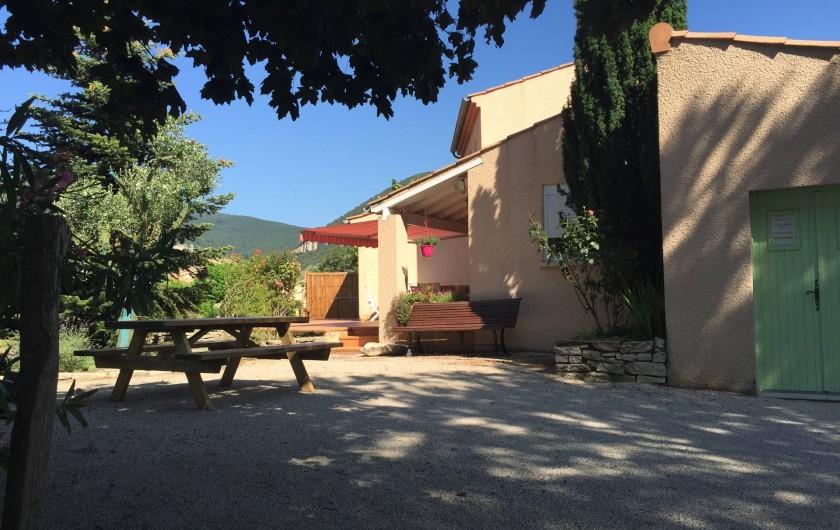 Location de vacances - Villa à Cruas