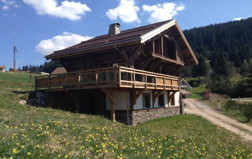 Location de vacances - Chalet à Gérardmer