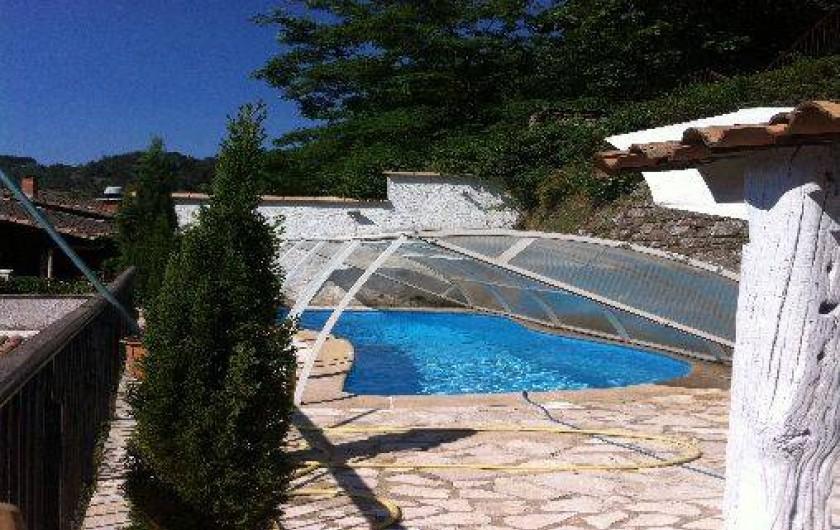 Location de vacances - Maison - Villa à Largentière
