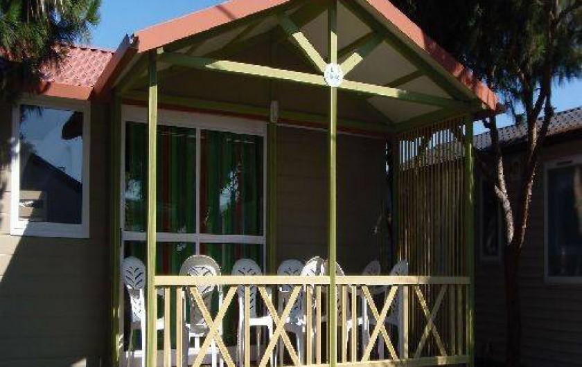 Location de vacances - Camping à Saint-Cyprien