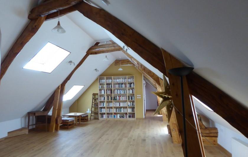 Location de vacances - Chambre d'hôtes à Oris-en-Rattier - salle d'activités 50 m2