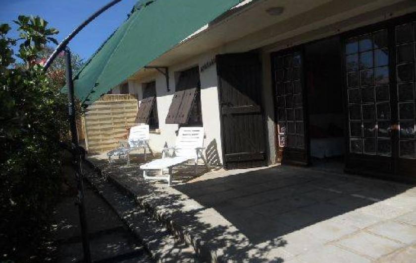 Location de vacances - Villa à Port-la-Nouvelle