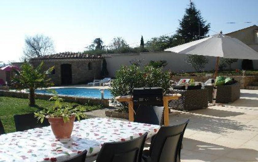 Location de vacances - Villa à Saint-Étienne-de-Fontbellon