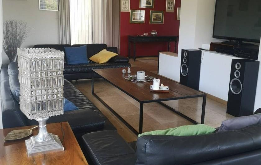 Location de vacances - Villa à Mollans-sur-Ouvèze